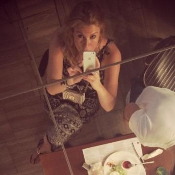 Katerina Parfenenko, 31, Genoa, Italy