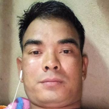 Omkar Tharu, 31, Doha, Qatar