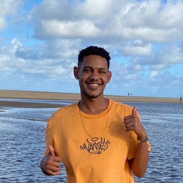Brayan Pereira, 21, Cariacica, Brazil