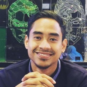 Saiful Naim Jaaffar, 26, Petaling Jaya, Malaysia