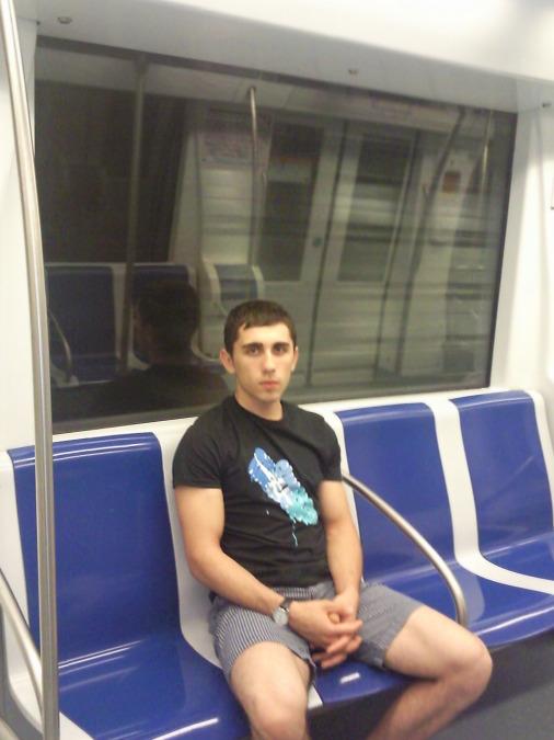 Andranik, 27, Barcelona, Spain