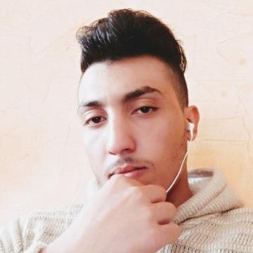 Soufian Hammoumi, 24, Kenitra, Morocco