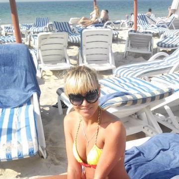 Olga Makas, 33, Minsk, Belarus
