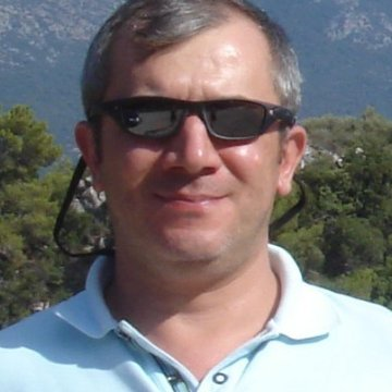 John Touran, 48, Istanbul, Turkey