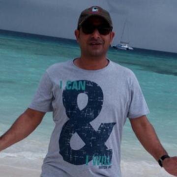 Ashish Sharma, 42, Dar es Salaam, Tanzania