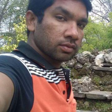 Simon Fraz Gill, 36, Islamabad, Pakistan