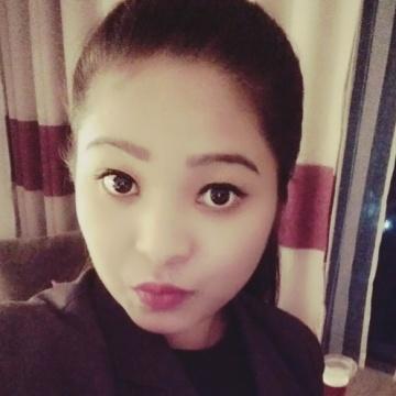 Cordyzia Ryngkhlem, 24, Chennai, India
