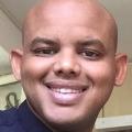Hussein Shawkat, 35, Muscat, Oman