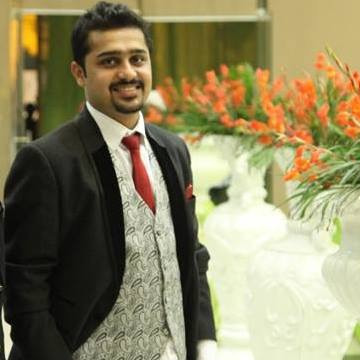 Deepak Garg, 29, Colombo, Sri Lanka