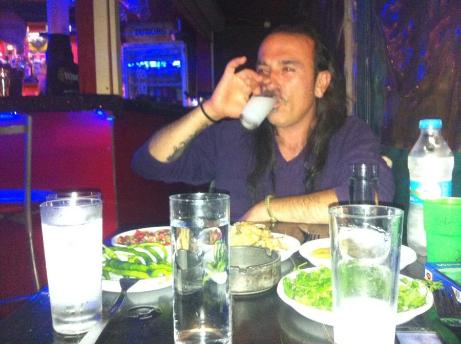 Taner Demirer, 46, Bodrum, Turkey