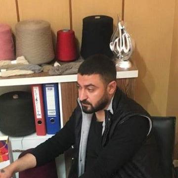Mehmet Yılmaz, 30, Turki, Russian Federation
