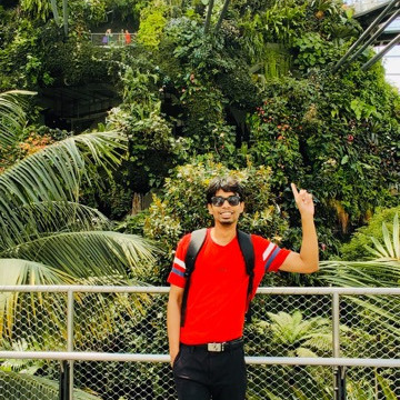Vishal Kumar, 29, Bangalore, India