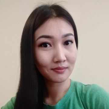 Jamilya, 24, Bishkek, Kyrgyzstan