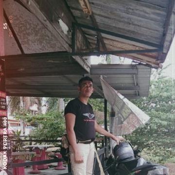 Md Faiz, 36, Kota Bharu, Malaysia