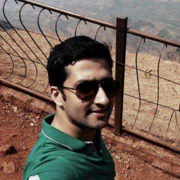 Amit Sharma, 33, Mumbai, India