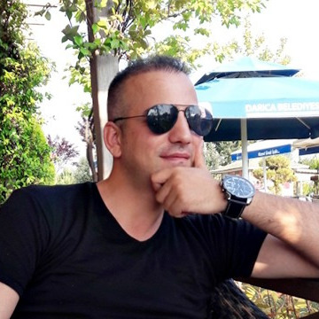 Kemal Cellat, 38, Istanbul, Turkey