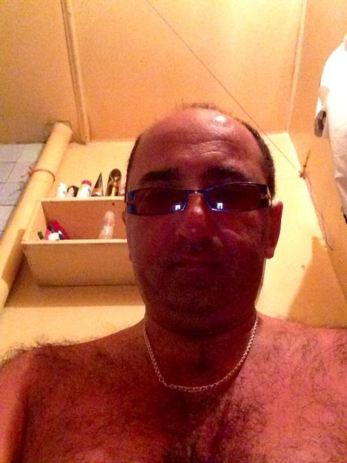 Don  Tomazino, 45, Saint Petersburg, Russian Federation