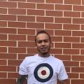 Harold Fuya, 24, Sydney, Australia