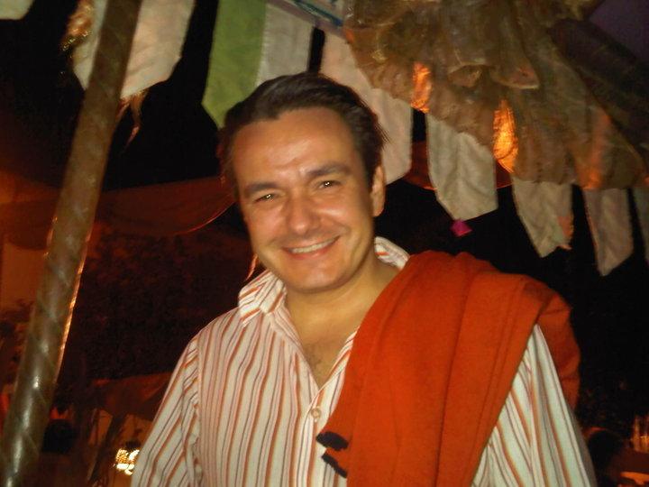César, 49, Madrid, Spain
