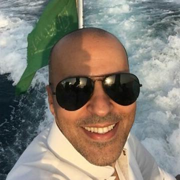 Mansour, 47, Riyadh, Saudi Arabia