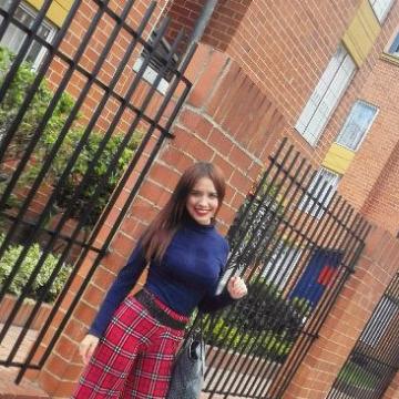 Maria jose, 26, Aguachica, Colombia