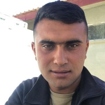 Ali Arslan, 25,