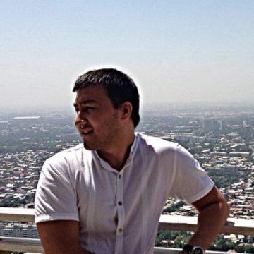 Sardor Karamatov, 30, Tashkent, Uzbekistan