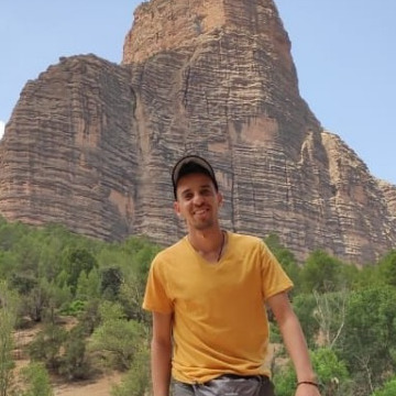 Hamza Chaaij, 26, Marrakesh, Morocco