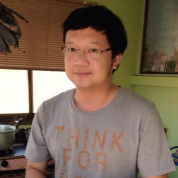 Markky Chai, 45, Khong Chai, Thailand