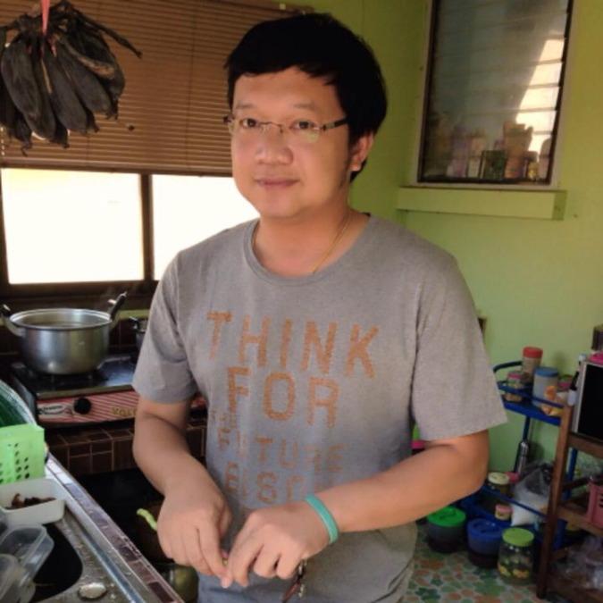 Markky Chai, 44, Khong Chai, Thailand