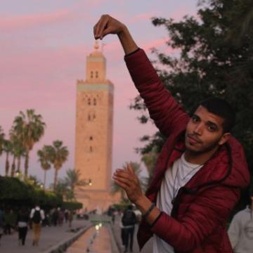Khalid Ymcmb, 22, Casablanca, Morocco