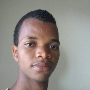 Bah Moussa, 24, Conakry, Guinea