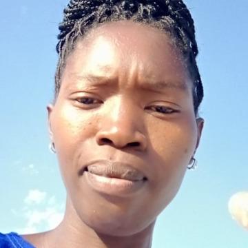 Agatha emmanuel, 28, Dar es Salaam, Tanzania