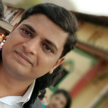 Nilesh Patil, 34, Pune, India