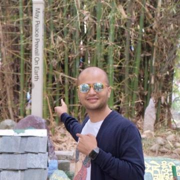 Prmod Bafna, 33, Bangalore, India