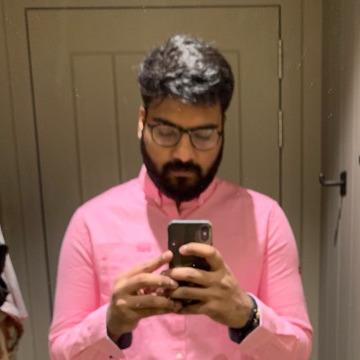 Shashank Cherukuri, 25, Singapore, Singapore