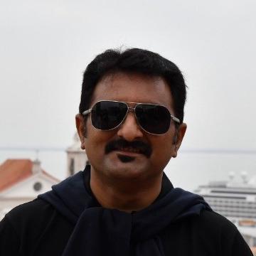 Pras, 42, Bangalore, India