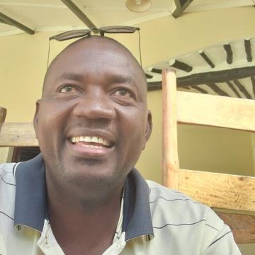 Fredrick Odinda, 49, Mombasa, Kenya