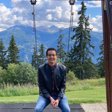 Maged, 26, Sierre, Switzerland